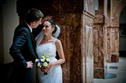 Zdjęcia ślubne Pauliny i Marcina