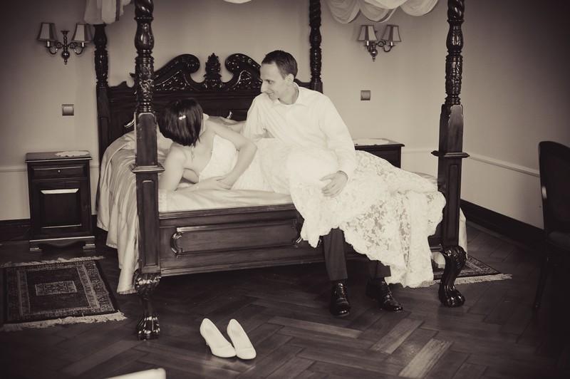 Sesja ślubna w Poznaniu - Magda i Marcin