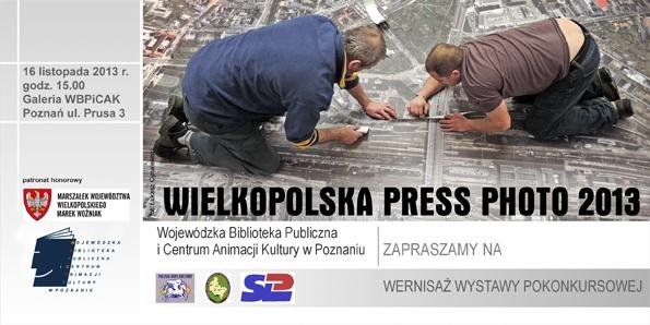 Wielkopolska Press Photo 2013