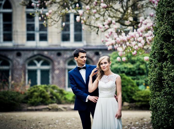 Sesja ślubna - Kasia i Oktawian