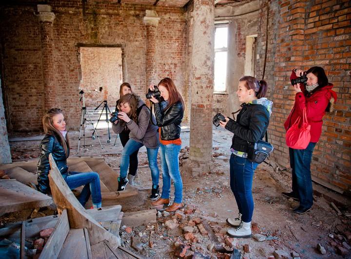 Warsztaty fotograficzne dla początkujących