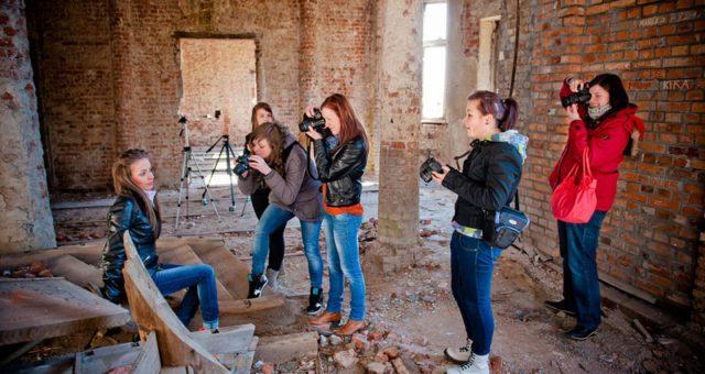 Kurs Fotografii dla początkujących!